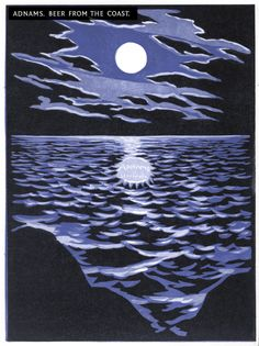 Adnams 'Moon' Rejected Page