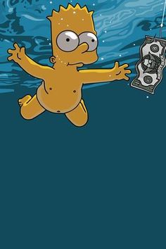 Bart The Simpsons phone wallpaper background for iPhone and Android iPad. Cartoon Wallpaper, Wallpaper Gatos, Simpson Wallpaper Iphone, Tumblr Iphone Wallpaper, Aesthetic Iphone Wallpaper, Wallpaper S, Aesthetic Wallpapers, Wallpaper Backgrounds, Supreme Wallpaper