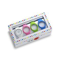 Relógio One Colors Slim Box - OA2026MM62T