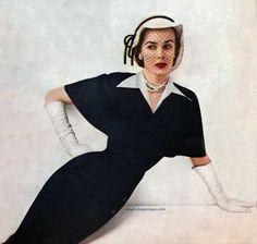 Fashion by Milliken, 1951.