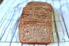 Caraway rye bread with nuts and seeds | bitterbaker.com