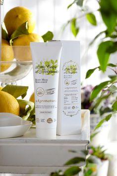 Bio cosmetics Agronatura - Bergamot  Made in Italy