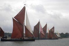 Barge Match race