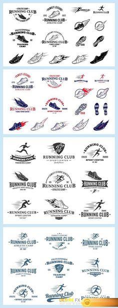 Tennis club labels templates and golf balls 3X EPS http://www.desirefx.me/tennis-club-labels-templates-and-golf-balls-3x-eps/