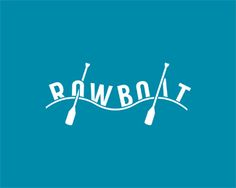 rowboat Logo design - Creative and unique logo brand!<br /><br />Just on BrandCrowd.com<br /> Price $400.00