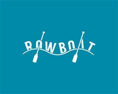rowboat Logo design - Creative and unique logo brand!<br /><br />Just on BrandCrowd.com<br /> Price $400.00