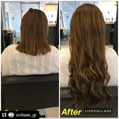 #exteforme #tapeinextensions #keratin #flat #rings #weft #russian #hair #55 #colors #eurosocap #by #seiseta #greece #top #quality #hairstyle #hairextensions #hairlove #extensionspecialis #beforeandafter #models #Indian #hairstylesforwomen #haircolor Keratin Hair Extensions, Tape In Extensions, Scrunched Hair, Bond, Greece, Hair Color, Long Hair Styles, Hairstyle, Indian