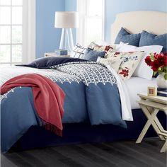 Martha Stewart Collection Madeline 10-Pc. Comforter Set  Item #: 8334872