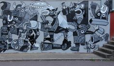 A1one   Iran Graffiti