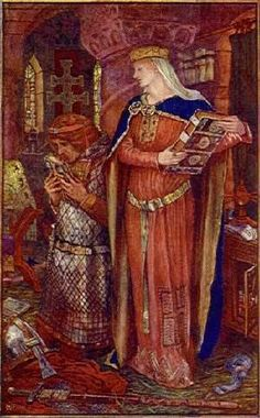 Marjorie Bruce Princess of Scotland | st margaret of scotland beautiful strong willed and devout