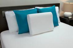 Molded Memory Foam Contour Pillow   Bedplanet.com   Bedplanet