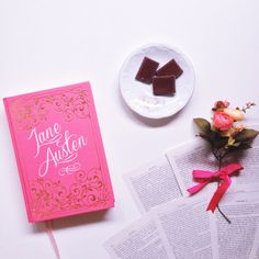 Jane Austen || @quenuncanosfaltelivros