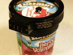 Ben & Jerry's zetten een slot op je ijs!