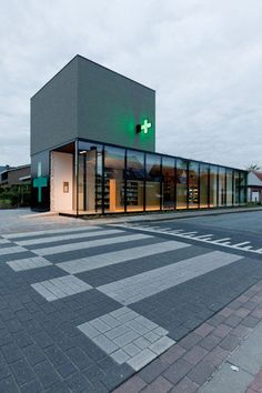 PHARMACY M | SINT-MARTENS-LATEM (In the Flemish province of East Flanders, in Belgium.)