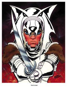 Original ElfQuest #18, Page 0 - I love this armor.