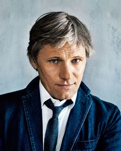 """He is so cool.  """"Why Viggo Mortensen Is Off the Grid"""""""