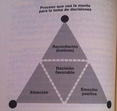Proceso que usa la mente para la toma de decisiones. Libro de #Neuroventas de @jurgenklaric