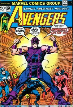 Oh, snap: Hawkeye gets his original costume back and chooses this moment to quit the team. His first adventure: Teaching an eccentric Shaq-sized millionaire archery.