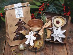 Weihnachtsplätzchen nett verpackt.Cuchikind Adventskalender 2015 – Türchen # 20