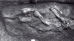The Borremose woman was found in 1948 and was the third bogbody found in the Borrefen in a three year period.
