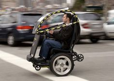 GM and Segway's P.U.M.A. unveiled.