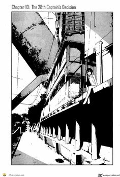 knights of sidonia | Tip : Click on the Knights of Sidonia 10 manga image to go to the next ...