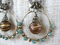 10mm and 12mm Melon Jewelry Metal Clay Jewelry, Jewelry Box, Jewelery, Jewelry Making, Bead Studio, Making Glass, Bead Store, Bead Kits, Beading Supplies