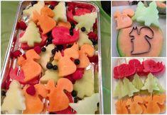 #Fruits #Camping Wooloo   Une fête d'enfants sous le thème du Camping
