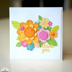 Doodlebug Design Inc Blog: Spring Garden Collection: Card Set by Courtney Lee