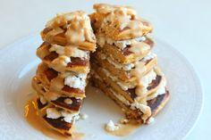 Peanutpancakes. Yum!