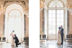 Hochzeit im Schloss Benrath