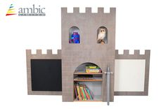 Our Castle themed furniture! Entryway, Castle, Tower, Furniture, Home Decor, Entrance, Homemade Home Decor, Rook, Lathe