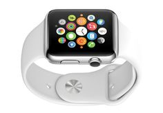Apple watch is a most awaited tool in the sector. This product expecteds together some terrific attributes such as this device could get in touch with your smart phone, it could function as a tracker, it can be made use of as miniature iPod and also via this you could make sound as well as telephone call tape-recording also.