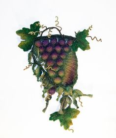 Mature Grapevine  Macrame Wall Hanging Art handmade by @Macrame Art