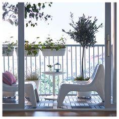 IKEA - PS VÅGÖ Chair, outdoor white