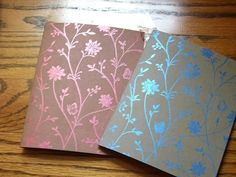 Perfect Pearls Cards - Thinking Inking Week 8