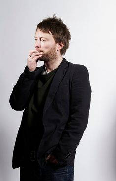 Thom Yorke - #Radiohead - 8 december 2007, By Dean Chalkley for NME