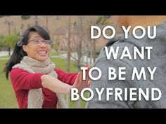 I could not stop laughing! ---- Do You Want To Be My Boyfriend [Parody of Do you want to build a snowman from Frozen] - YouTube