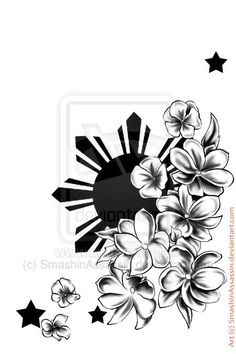 Only the best free Filipino Sun Tribal Tattoo Designs tattoo's you can find online! Filipino Sun Tribal Tattoo Designs tattoo's to print off and take to your tattoo artist. Sun Tattoos, Tattoos Skull, Celtic Tattoos, Trendy Tattoos, Forearm Tattoos, Animal Tattoos, Flower Tattoos, Body Art Tattoos, Sleeve Tattoos