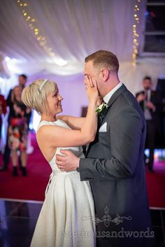 Bride and groom ready for first dance at Smedmore House wedding Marquee Wedding, Wedding Ceremony, Wedding First Dance, Country House Wedding Venues, Burgundy Bridesmaid Dresses, Documentary Wedding Photography, Bridal Suite, Wedding Suits, Newlyweds
