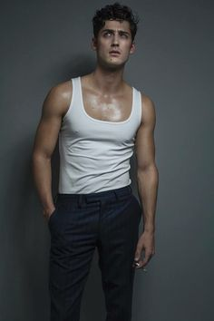 Nylon Spain: Carlos Ferra Wears Fashions with Machismo -   #Menswear #Trends #Tendencias #Moda Hombre