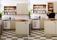 """259 gilla-markeringar, 8 kommentarer - Byggfabriken (@byggfabriken) på Instagram: """"I det här finfina köket äter vi på vår lunch varje dag på vårt nya huvudkontor! Luckorna är målade…"""""""