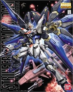 72.90$  Watch now - http://aliks8.worldwells.pw/go.php?t=32667222661 - Genuine BANDAI 1/100 MG Strike Freedom Gundam GUNDAM SEED Assembled gundam Model Robot gunpla