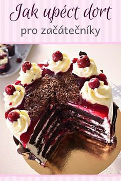 Sweet Recipes, Cake Recipes, Oreo Cupcakes, Cute Cakes, Food Hacks, Cheesecake, Deserts, Food And Drink, Cooking Recipes