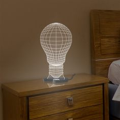 The creation of the electric lamp was a milestone in history and today this is a si … – Bloğ Lampe 3d, Interior Decorating, Projects To Try, Room Decor, History, Lighting, Valencia, Electric, Templates