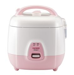 Shop for Cuckoo 6 Cups Electric Heating Rice Cooker. Get free delivery On EVERYTHING* Overstock - Your Online Kitchen & Dining Shop! Get in rewards with Club O! Pink Kitchen Appliances, Small Appliances, Electric Warmer, Perfect Model, Fun Cooking, Rice Cooker, Kitchen Dining, Kitchen Tools, Kitchen Things