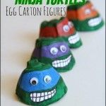 Over 20 amazing egg carton crafts for kids! If you need egg carton craft ideas for any occasion and any age - this post is for you.