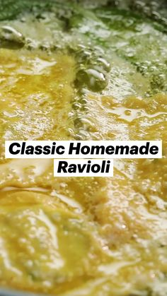 Fun Baking Recipes, Cooking Recipes, Healthy Recipes, Homemade Ravioli, Good Food, Yummy Food, No Cook Meals, Pasta Dishes, Food Videos