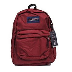 Looking for JanSport Backpack Superbreak School Backpack Original Select Color: Viking Red ? Check out our picks for the JanSport Backpack Superbreak School Backpack Original Select Color: Viking Red from the popular stores - all in one. Mochila Jansport, Jansport Superbreak Backpack, Back To School Backpacks, Boys Backpacks, Backpack For Teens, Backpack Bags, Duffle Bags, Messenger Bags, School Bags For Boys