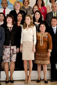 Doña Letizia, Máxima de Holanda y Victoria de Suecia: siempre el mejor ejemplo de solidaridad